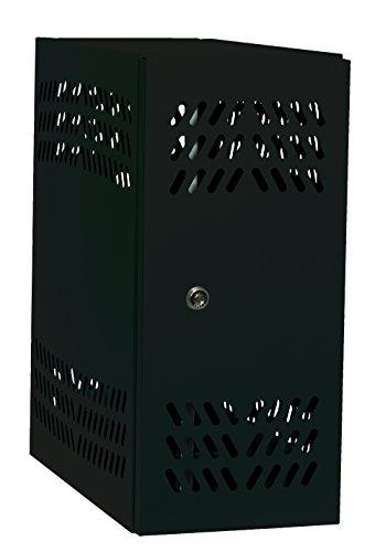 Datum Storage CPU3-T25 Intellerum Server Storage Locker Black