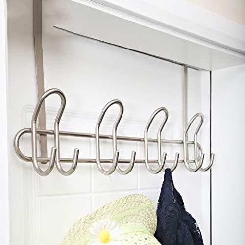 Clothes Hook - Wall Mounted Coat Rack,Door Clothes Hanger for Living Room Cloakroom Bathroom
