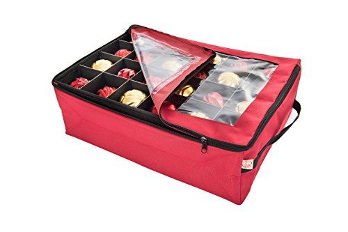 Ornament Storage Bag 2 Tray