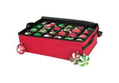 SantaS Bag Ornament Storage Bag