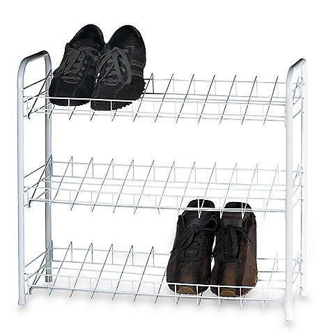 PRO-MART DAZZ Steel Shoe Rack 3 Tier