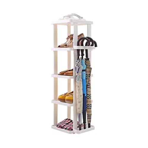 XJXHLG Shoe Rack Door Hanging Shoe Rack Storage Plastic Shoe Rack Storage Rack Multi-Function Shelf Multi-Layer Shoe Rack Free Standing Flat Shoe Rack Shoe Rack Storage
