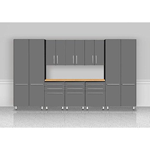 Ulti-MATE Garage 9-Piece Dealer Exclusive Garage Cabinet Kit