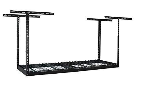 MonsterRax - 2x6 Overhead Garage Storage Rack - Hammertone 18-33