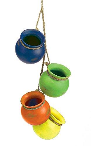 Fiesta Hanging Pots by VGCE