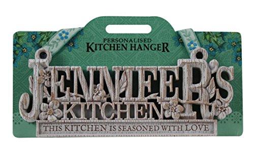Kitchen Hangers Kitchen Plaque - Jennifer