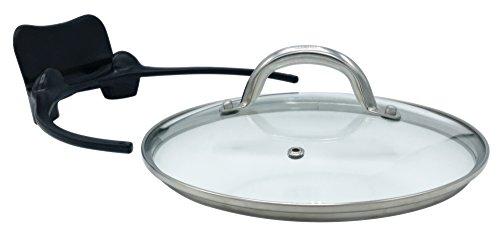 Instant Pot 9 Glass Lid with Lid Holder Attachment - Designed for 6qt Instant Pot