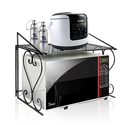 Microwave Oven Shelf DoubleWin Dish Rack Kitchen Organizer Counter Cabinet Storage Racks