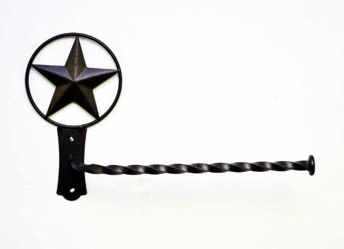 STAR WALL PAPER TOWEL HOLDER-155Long X 9 High