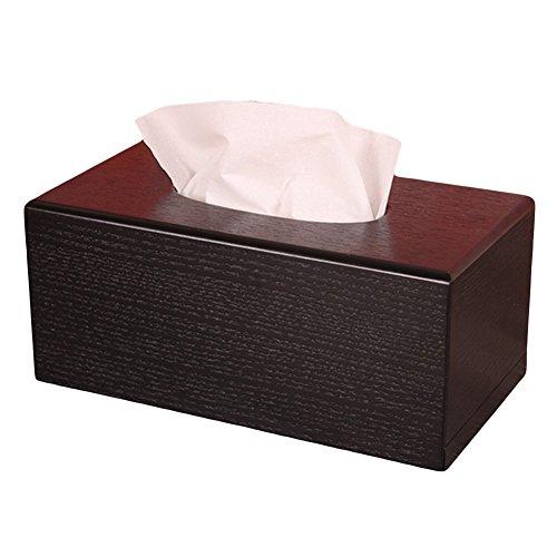 Elegant libra Wooden Tissue Dispense Tissue Box Cover Holder Napkin Storage CaseHolder Desktop Organizer