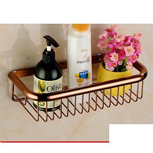European StyleCopper RacksBathroom BasketThe Shelf In The Bathroom-F