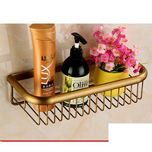 European StyleCopper RacksBathroom BasketThe Shelf In The Bathroom-L