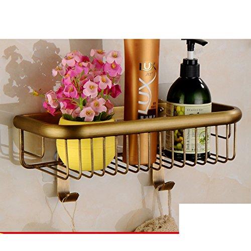 European StyleCopper RacksBathroom BasketThe Shelf In The Bathroom-X