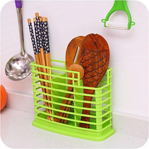 Home Product Tableware Storage Holder Rack Kitchen Fast Draining Water Cutlery Sponge Sink Dish Multi-Function Chopsticks Spoon Dry Basket
