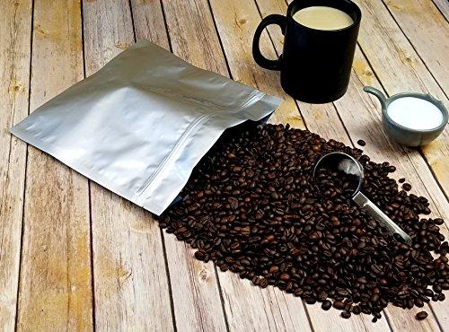 20 50 or 100 15 Quart Odor-Proof 5 Mil Ziplock Genuine Aluminum Foil Mylar Bags for Herb Seed Food and Organics Storage 10x10 20