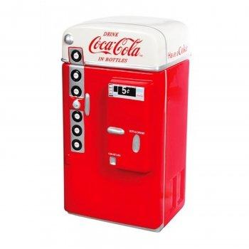 Gibson Coca Cola Vending Machine Cookie Jar Lid