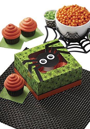 Wilton Spider Web Halloween Cupcake Boxes 2-Count