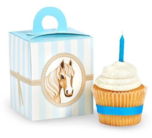 Ponies Cupcake Boxes 4