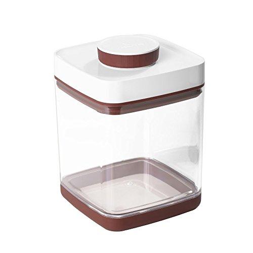 Ankomn Savior Non-Electric Vacuum Food Storage Container Marinator 2-12 quart Brown