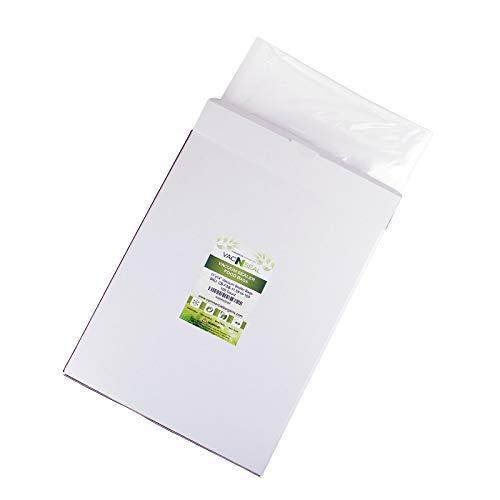 Commercial Bargains 100 CT 11 x 14 Vacuum Food Sealer Storage FoodSaver Freezer Bags Gallon Size Sous Vide