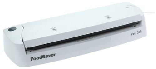 FoodSaver Vac 300 Vacuum-Sealing Kit White