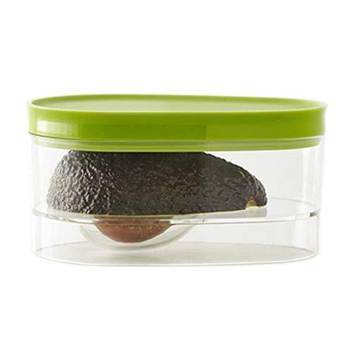 GUSENG Kitchen Avocado Saver Food Crisper Storage Box Fruit Vegetable Container Keep Fresh Kitchen Accessories