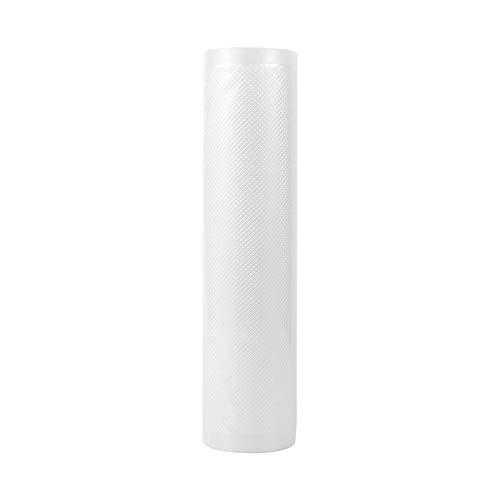 Multi Layer Construction 4 Sizes Vacuum Sealer Rolls Food Storage Saver Bag20x500cm