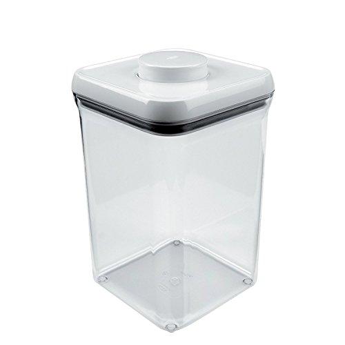OXO Good Grips POP Square Storage Container  Big Square Lid Medium - 4 Qt