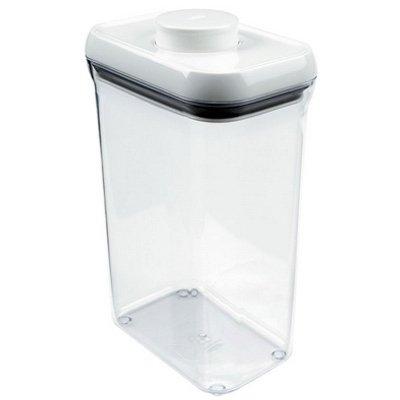 Oxo 1071397 25 Quart Pop Rectangle Food Storage Container - Quantity 2