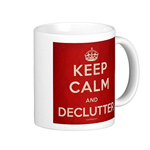 Declutter Personalized Coffee Travel Mugs De Clutter Mug Custom