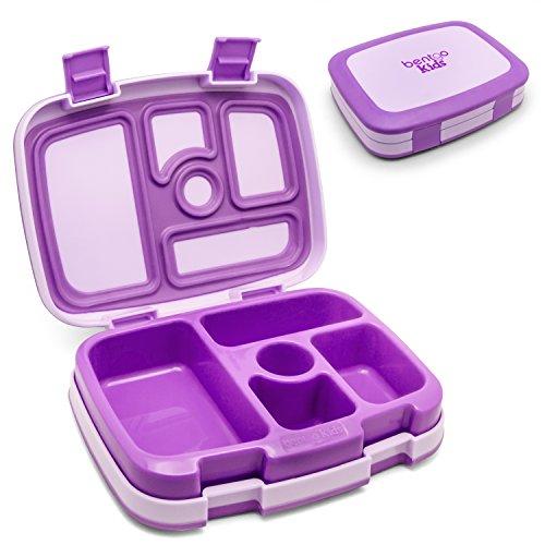 Bentgo Kids - Leakproof Children's Lunch Box Purple