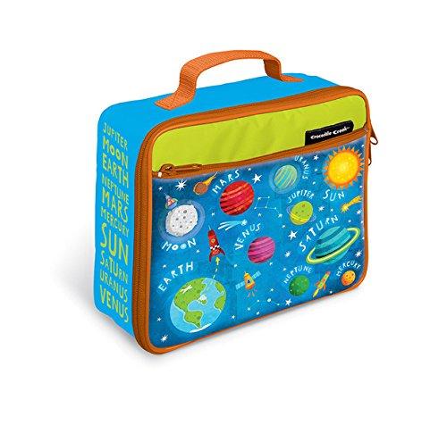 Crocodile Creek Eco Kids Solar System Insulated Kids Lunchbox with Handle Kids 10
