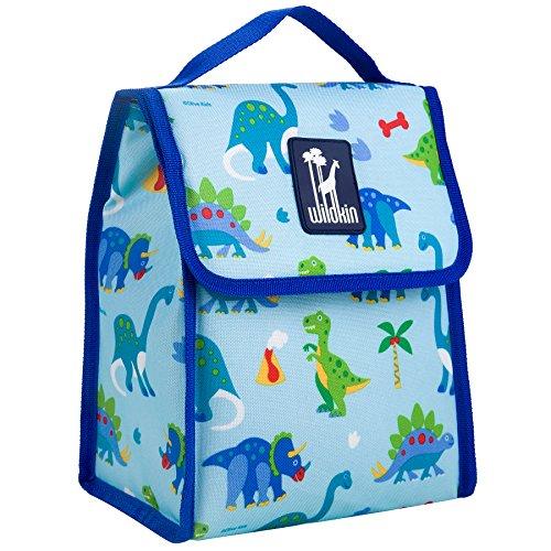 Olive Kids Dinosaur Land Munch n Lunch Bag
