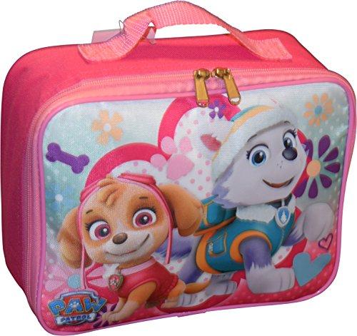 Nickelodeon Girl PAW Patrol Insulated Lunch Box