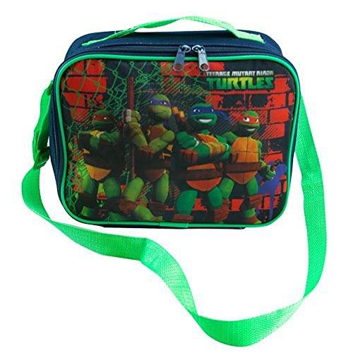 Nickelodeon Teenage Mutant Ninja Turtles TMNT Insulated Soft Lunch Box