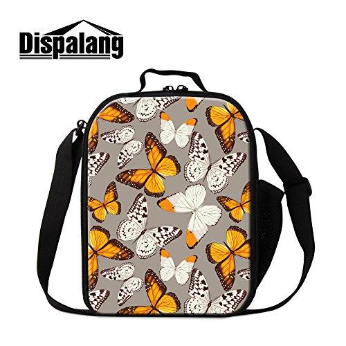 CrazyTravel Kindergarten Preschool Girls Kids Insulated LunchBox Bags