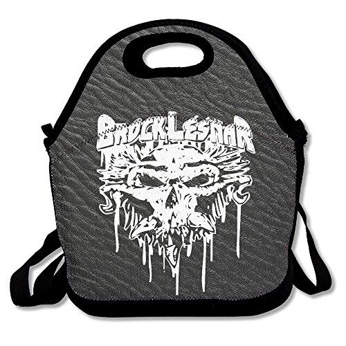 Reusable Brock Lesnar Crossbody Pretty Lunch Bags