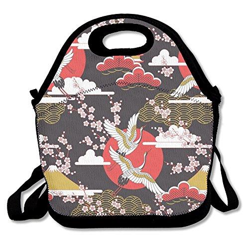 Funny Cartoon Background Popular Lunch Bag Picnic Bag Backpack Bag Shoulder Bag Handbag