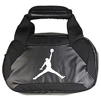 Nike Jumpman Premium Black Lunch Tote