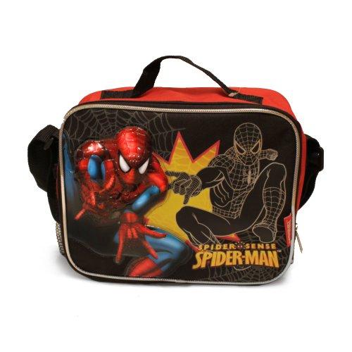 Spiderman Lunch Bag Kit