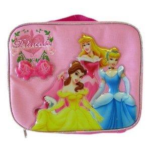 Disney Lunch Bag With Bottle - Princess Rose