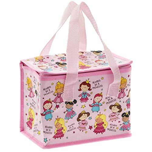 Leonardos Little Stars Teen Pretty Princess Lunch Bag Nursery School Lunchbox
