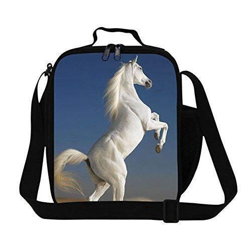 Generic Boys Insulated Lunch Bag for School Mens Fashiion Food Bag