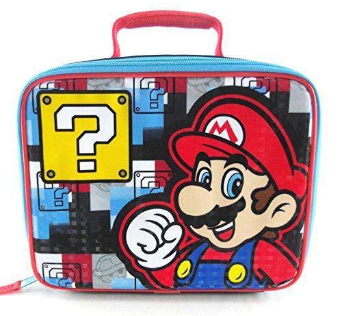Super Mario Insulated Lunch Box