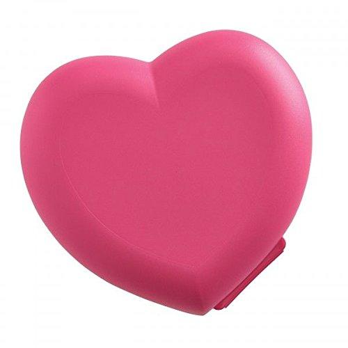 Tupperware SANDWICH KEEPER LUNCH BOX HEART