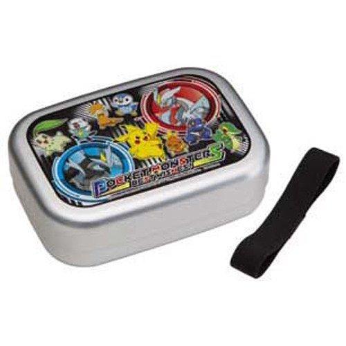 Pokemon Best Wishes aluminum lunch box 370ml ALB5NV japan import