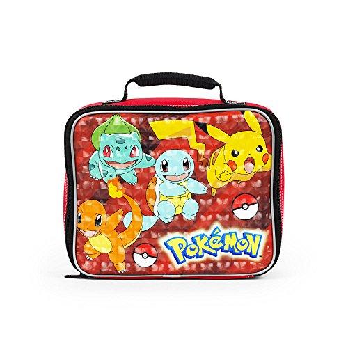 Pokemon Friends Nintendo Insulated Lunch Box
