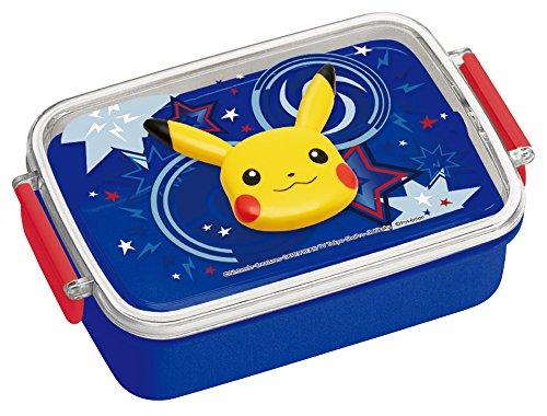 Pokemon Lunch Box Solid Pikachu