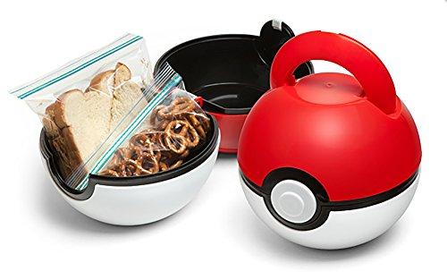 ThinkGeek Pokemon Poké Ball Lunch Box