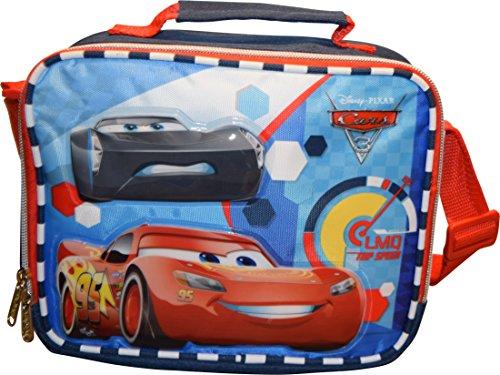 Disney Pixar Cars McQueen Insulated Lunch Box